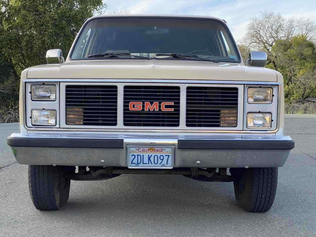 1987 GMC Suburban R2500