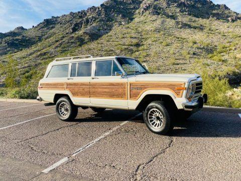 1987 Jeep Wagoneer for sale