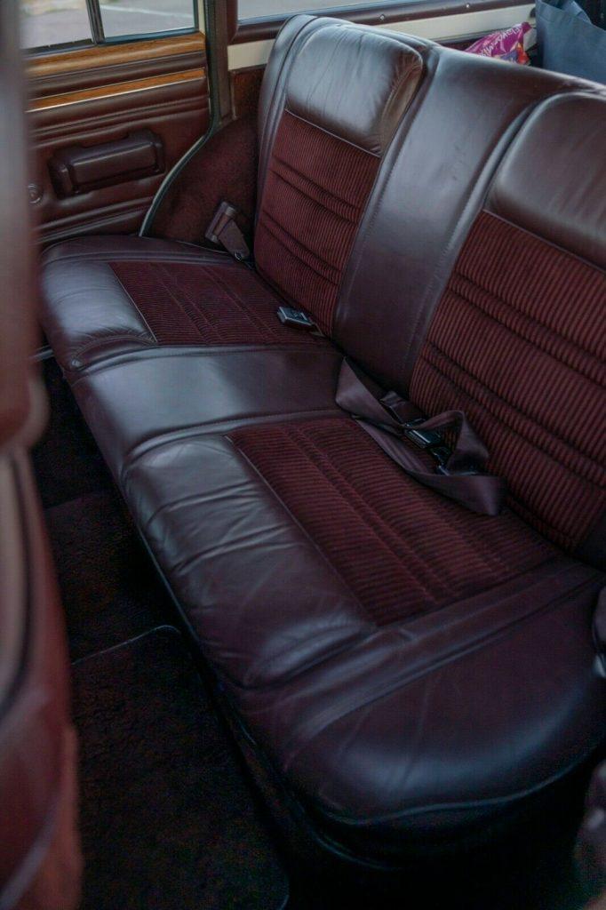 1987 Jeep Wagoneer