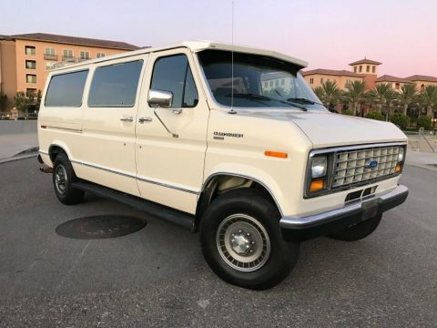 1990 Ford E-series for sale