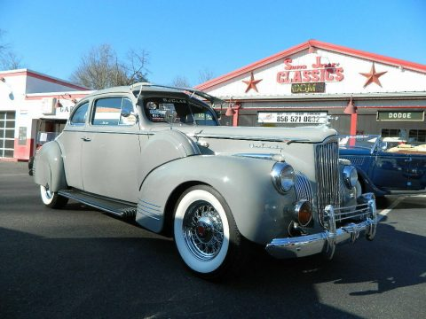 1941 Packard Model 120 Club Coupe for sale