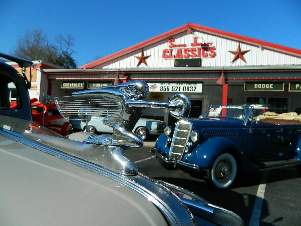 1941 Packard Model 120 Club Coupe