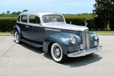 1942 Packard 160 for sale