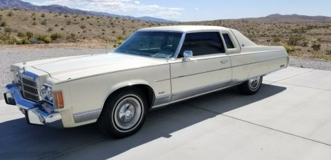 1975 Chrysler New Yorker for sale
