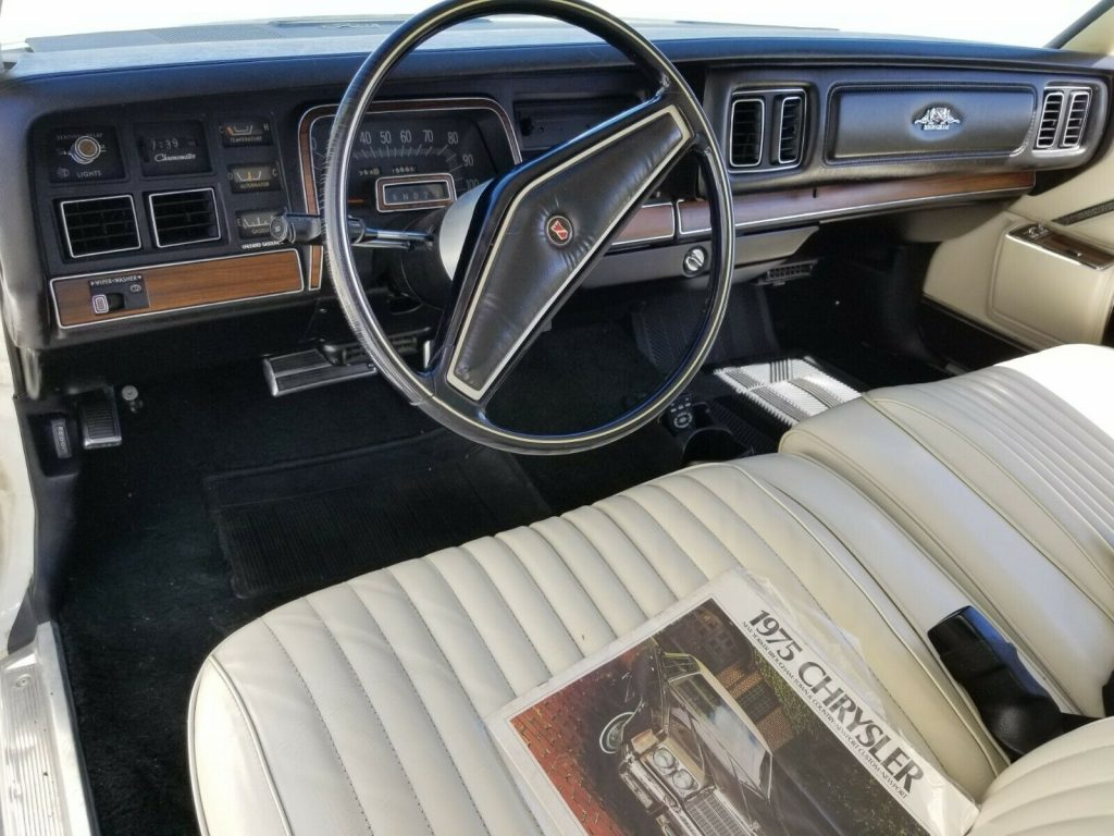 1975 Chrysler New Yorker