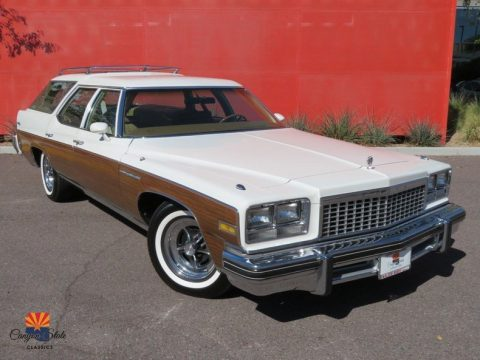 1976 Buick Estate Wagon for sale