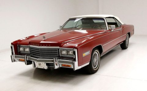 1978 Cadillac Eldorado Biarritz Convertible for sale