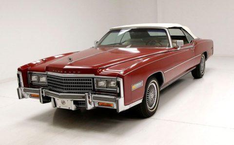 1978 Cadillac Eldorado Biarritz Convertible for sale