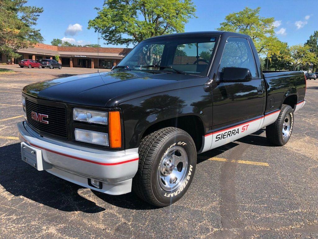 1990 GMC Sierra