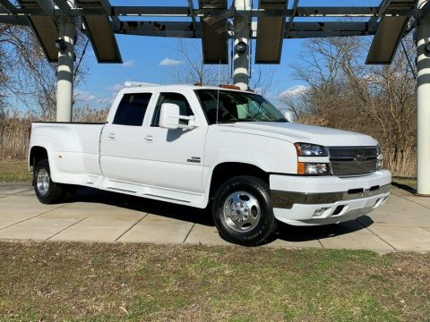 2007 Chevrolet Silverado 3500 for sale