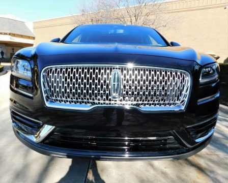 2019 Lincoln Nautilus for sale