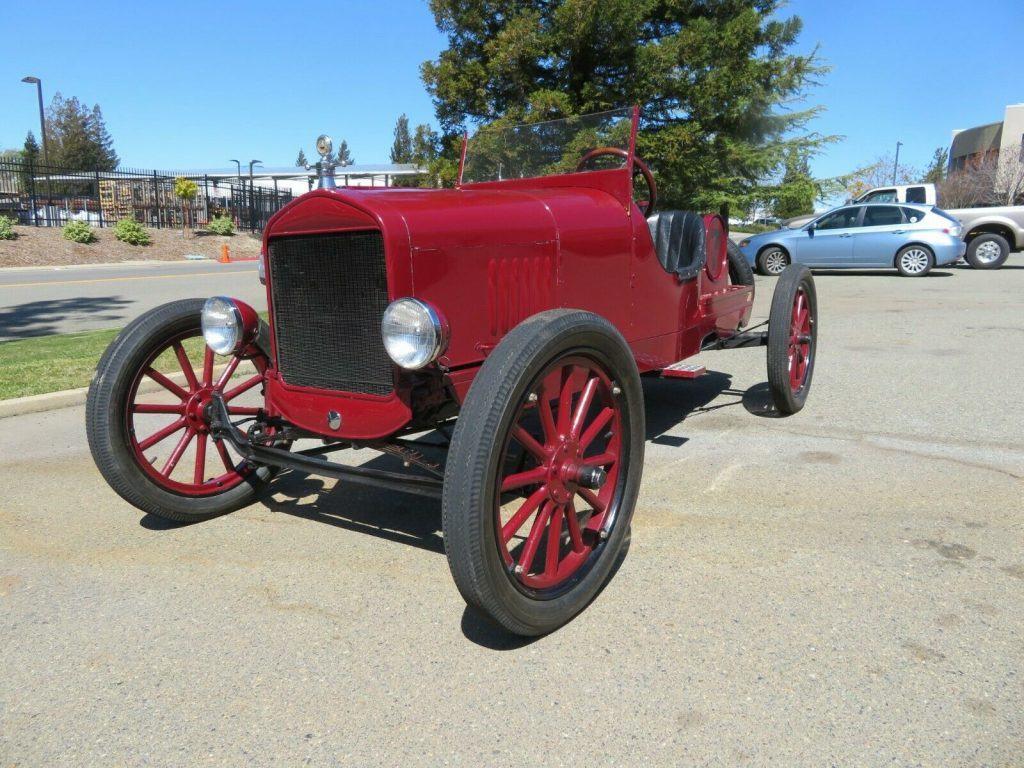 1921 Ford Model T Speedster