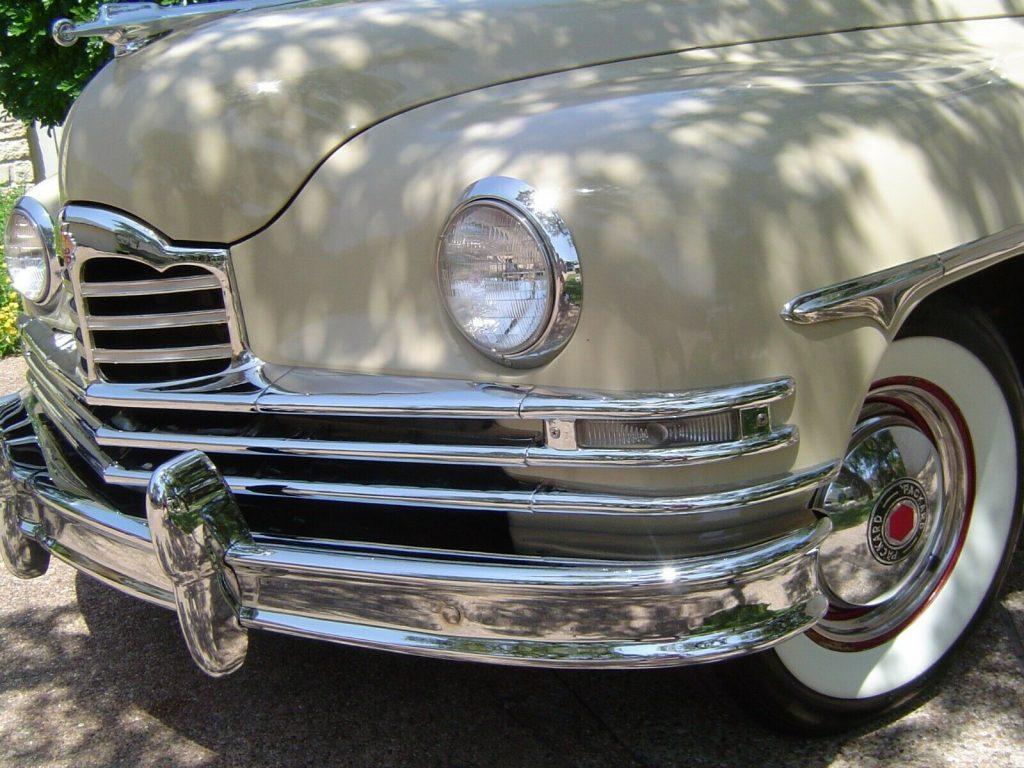 1949 Packard Standard Eight