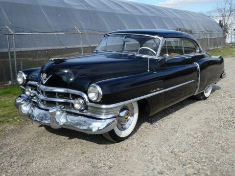 1950 Cadillac Series 61 Coupe for sale