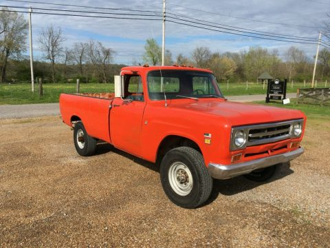 1971 International Harvester 1210 for sale