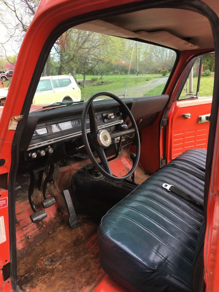 1971 International Harvester 1210