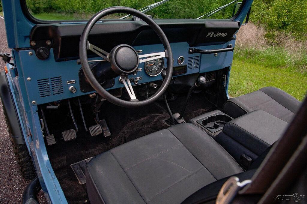 1981 Jeep CJ Renegade