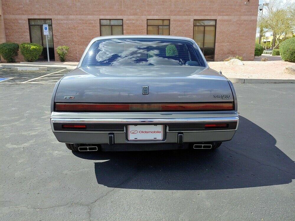1987 Oldsmobile Toronado