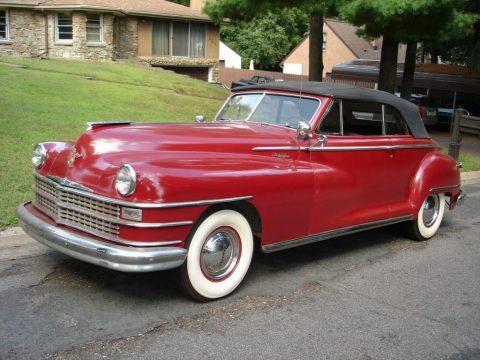 1948 Chrysler New Yorker for sale