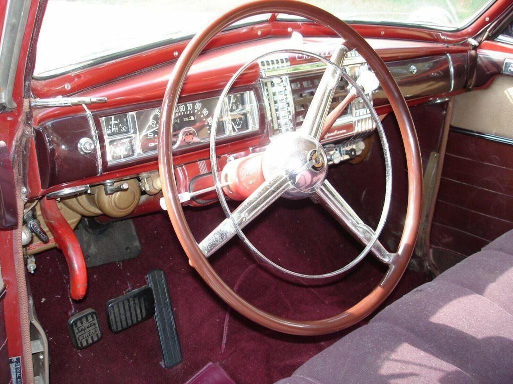 1948 Chrysler New Yorker