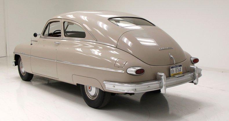 1949 Packard Club Sedan