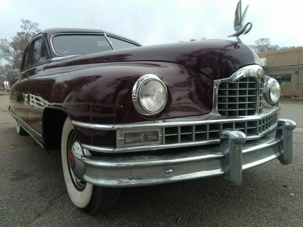 1949 Packard Custom Eight