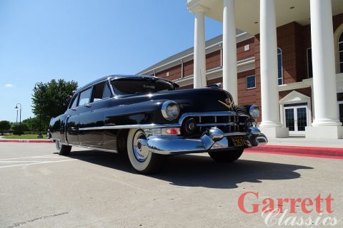 1952 Cadillac Fleetwood Series 75 Imperial Limousine for sale