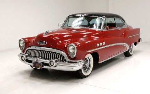 1953 Buick Super Riviera for sale