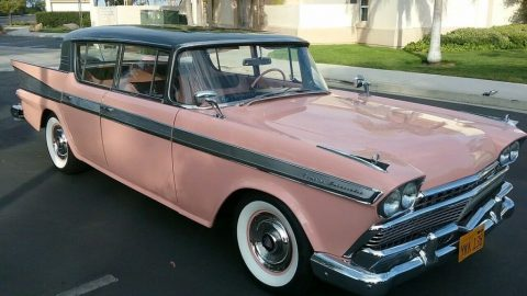 1958 AMC Rambler Ambassador for sale