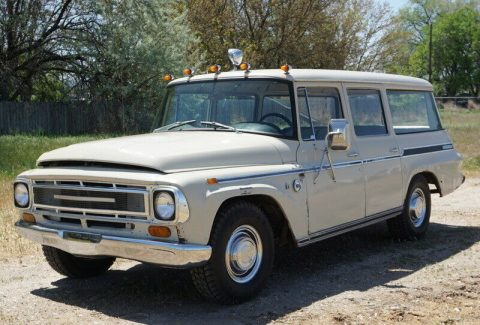 1968 International Harvester Travelall for sale