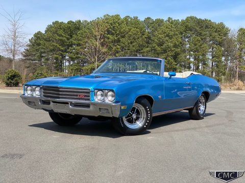 1971 Buick GS Convertible for sale