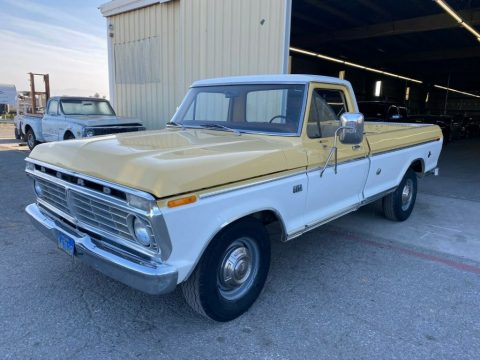 1973 Ford F-250 Ranger for sale