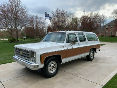 1978 Chevrolet Suburban for sale
