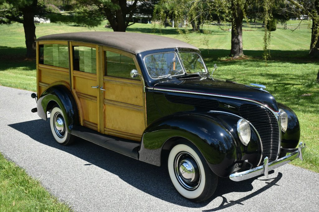 1938 Ford Woody Wagoon
