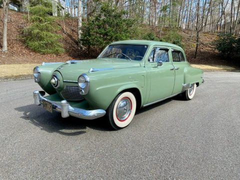 1951 Studebaker Commander for sale