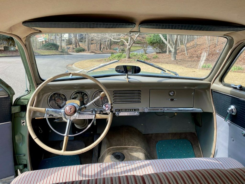 1951 Studebaker Commander
