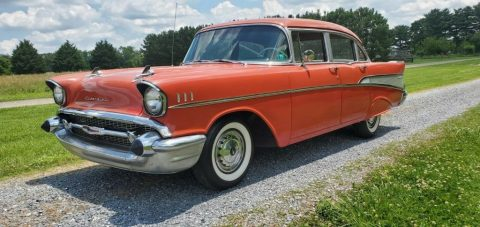 1957 Chevrolet 210 Sedan for sale