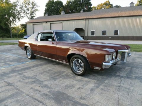 1969 Pontiac Grand Prix SJ for sale