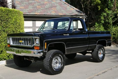 1973 Chevrolet K10 for sale