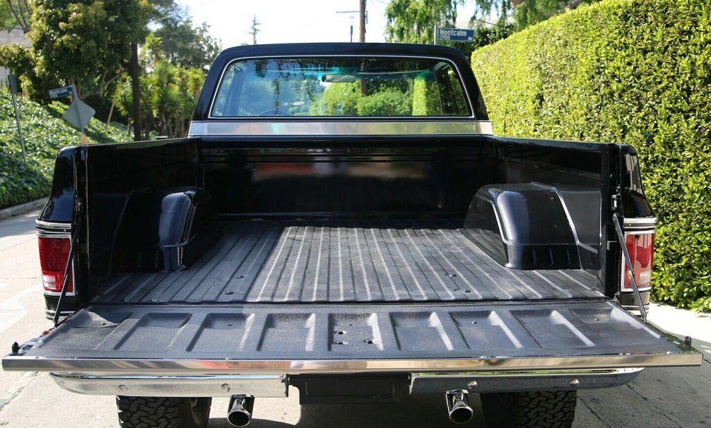 1973 Chevrolet K10