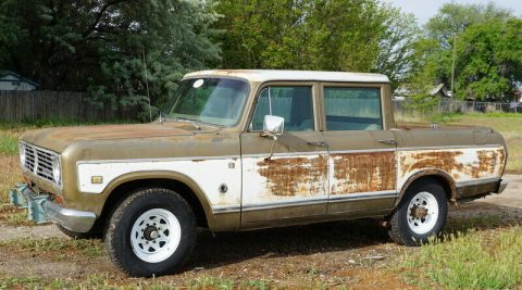 1973 International Harvester Wagonmaster for sale