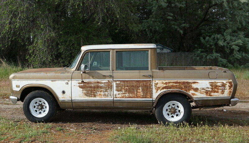 1973 International Harvester Wagonmaster