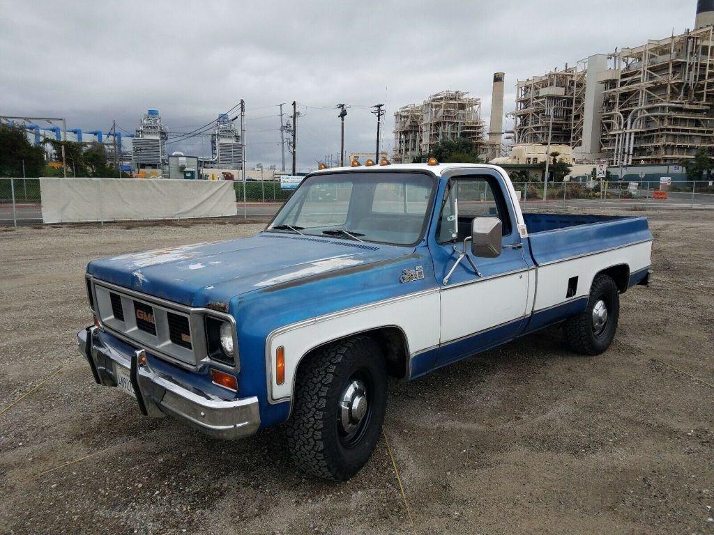 1975 GMC Sierra