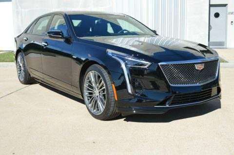 2019 Cadillac CT6-V for sale