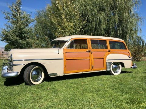 1950 Chrysler Town & Country for sale