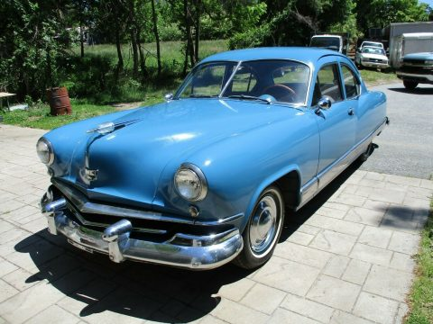 1951 Kaiser Deluxe for sale