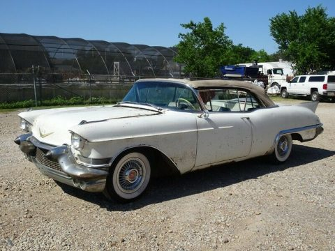1957 Cadillac Eldorado Biarritz Convertible for sale