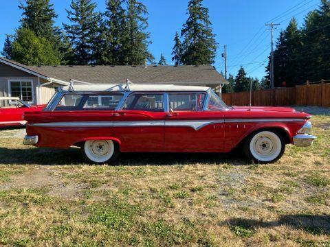 1959 Edsel Villager for sale
