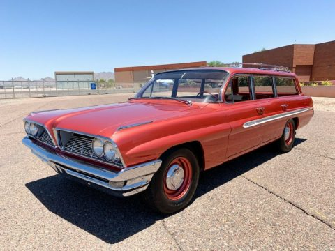 1961 Pontiac Catalina Safari for sale