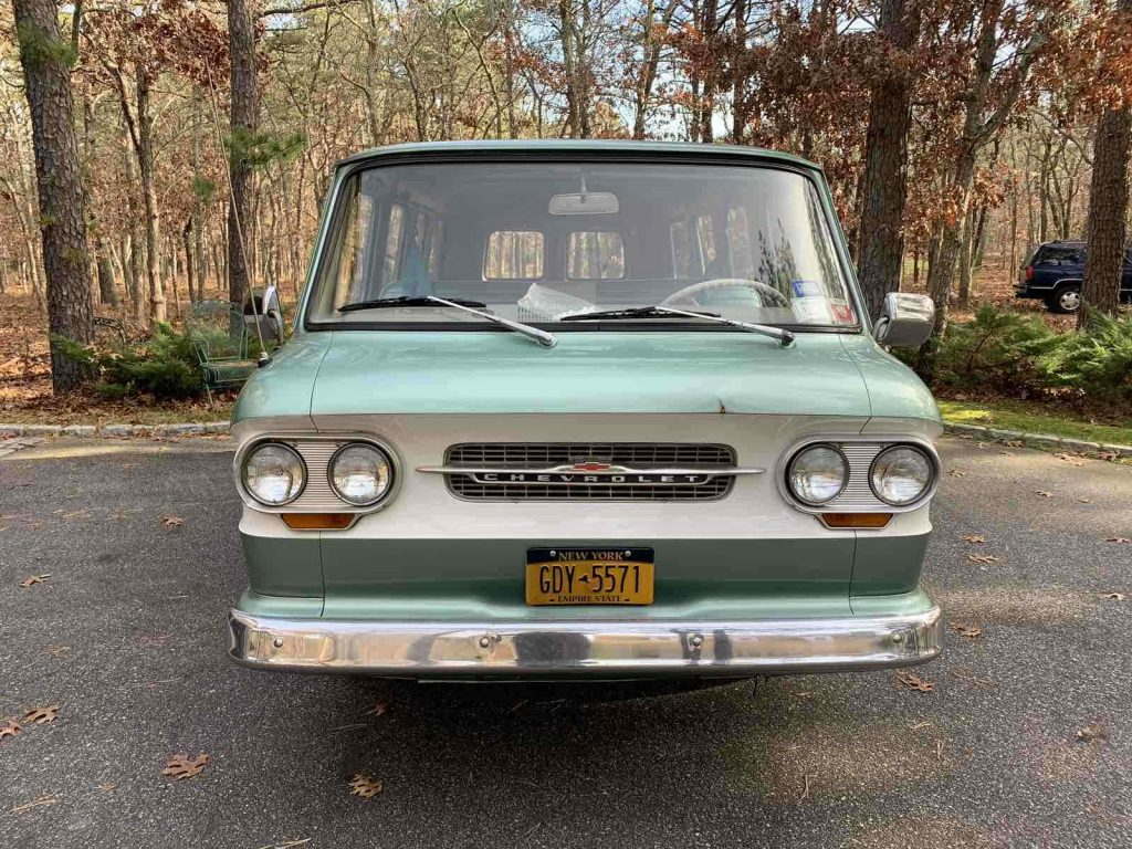 1963 Chevrolet Corvair Greenbrier